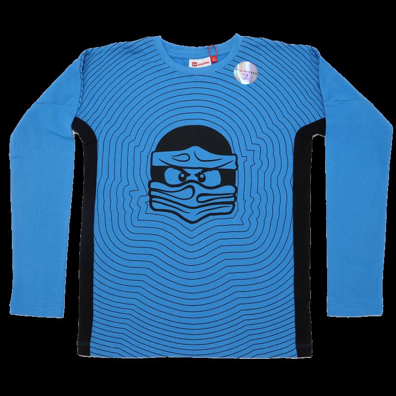 Bluză albastră Tiger 103