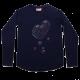 Bluză bleumarin cu imprimeu inimă Lego Tippi 321