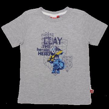 Tricou Clay the Heroic Hero