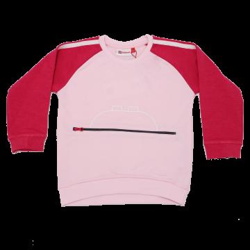 Bluză sport cu buzunar mare în față Summer 603