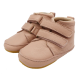 Ghetuțe barefoot roz pal