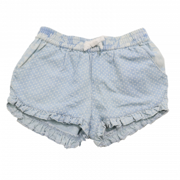 Pantaloni scurți bufanți bleu Mayoral 2 ani (92cm)