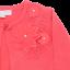 Bolero roz cu detalii florale