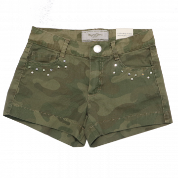 Pantaloni scurți cu imprimeu army Guess 2-3 ani (98cm)