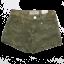 Pantaloni scurți cu imprimeu army