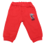 Pantaloni sport roșii cu imprimeu Felix the Cat