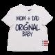 Tricou alb Original Baby