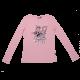 Bluză roz cu paiete Tom&Jerry