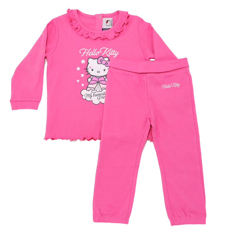 Pijama roz Hello Kitty
