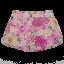 Pantaloni scurți comozi cu imprimeu floral