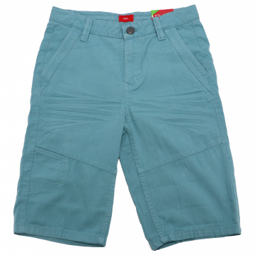 Pantaloni scurți turcoaz chino regular s.Oliver