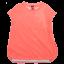 Tricou cu șlițuri laterale și maiou