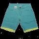 Pantaloni scurți turcoaz și verde