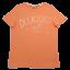 Tricou portocaliu Delicious