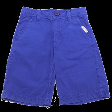 Pantaloni scurți albaștri cu trei buzunare Tom Tailor 3-4 ani (104cm)