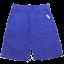 Pantaloni scurți albaștri cu trei buzunare