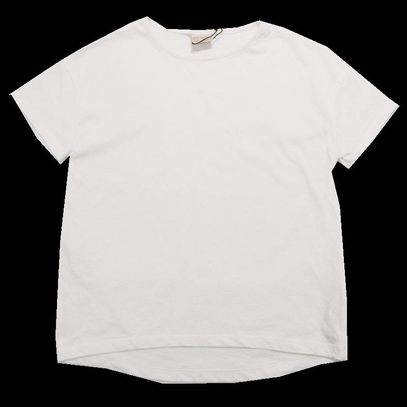 Tricou simplu alb