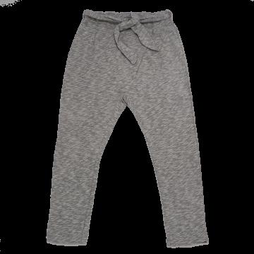 Pantaloni gri cu cordon Zara 11-12 ani (152 cm)
