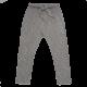 Pantaloni gri cu cordon