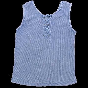Maiou albastru cu șiret Zara 3-4 ani (104cm)