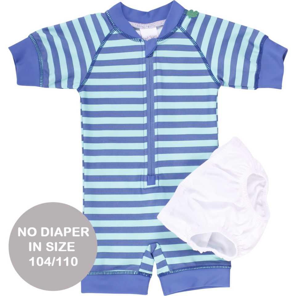 Costum de baie întreg cu protecție UV pentru băieți, UPF 50+