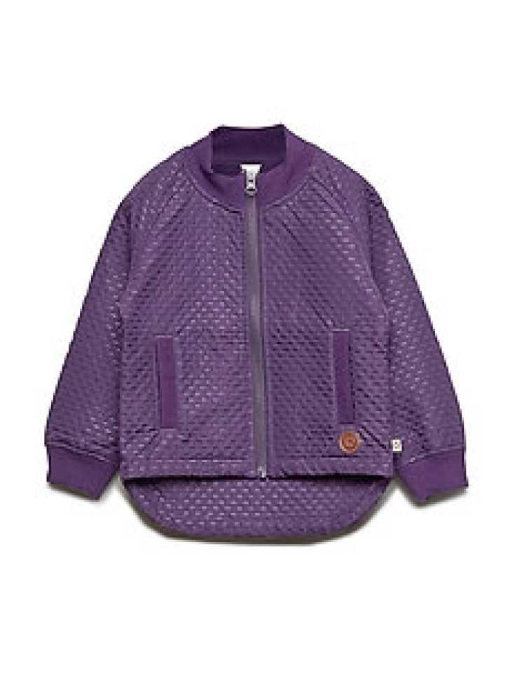 Jachetă Thermo mov pentru copii