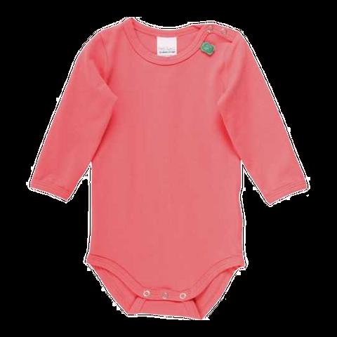 Body Alfa corai din bumbac organic pentru bebeluși