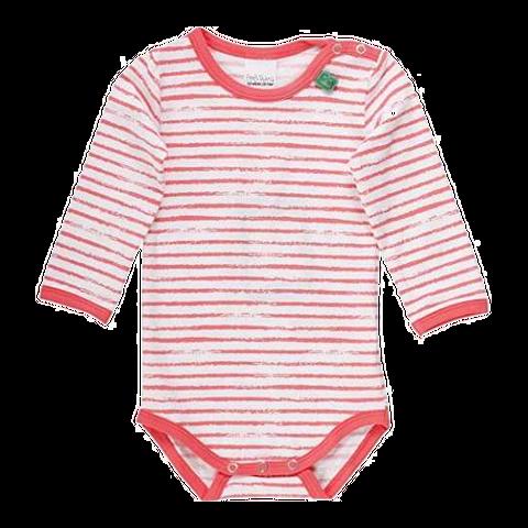 Body cu dungi corai pentru bebeluși