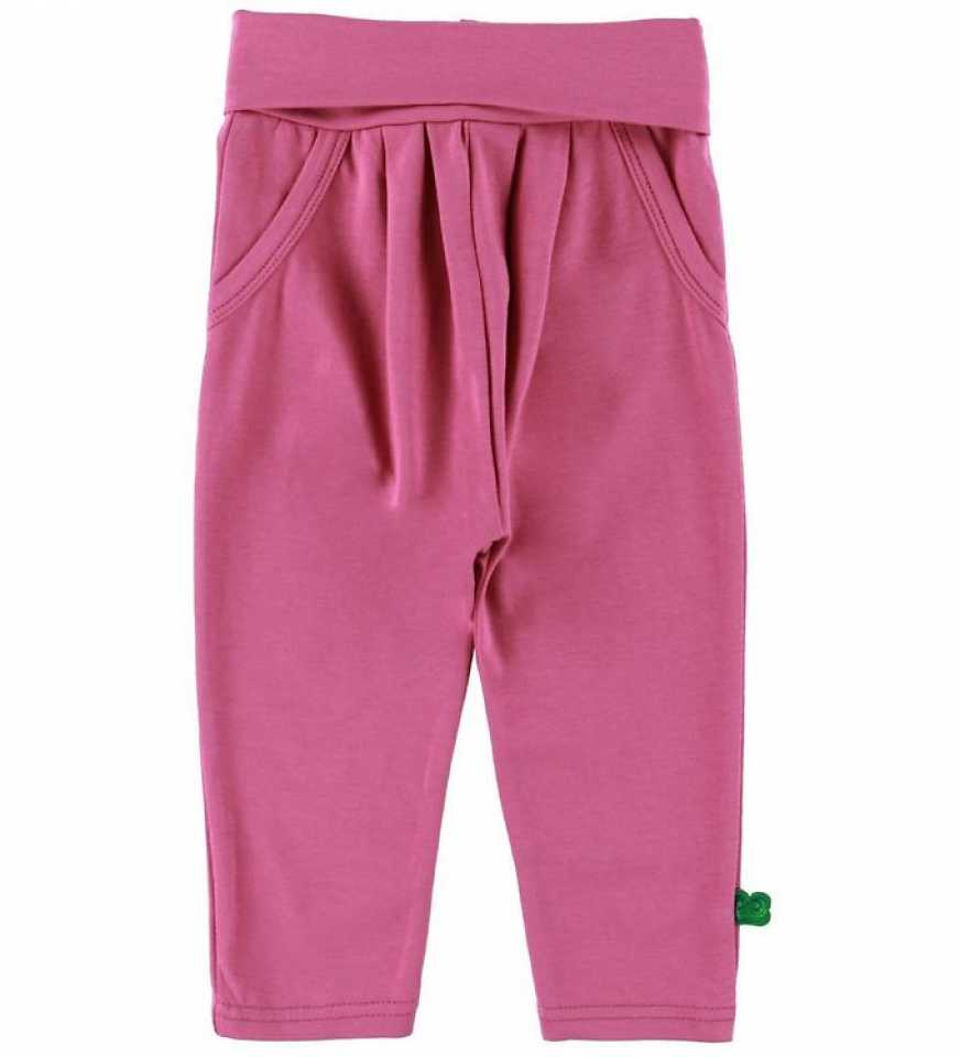 Pantaloni Alfa violet pentru fetițe