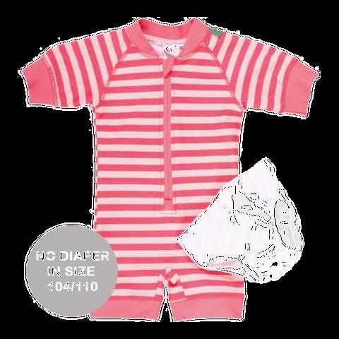 Costum de baie întreg cu protecție UV pentru bebeluși, UPF 50+