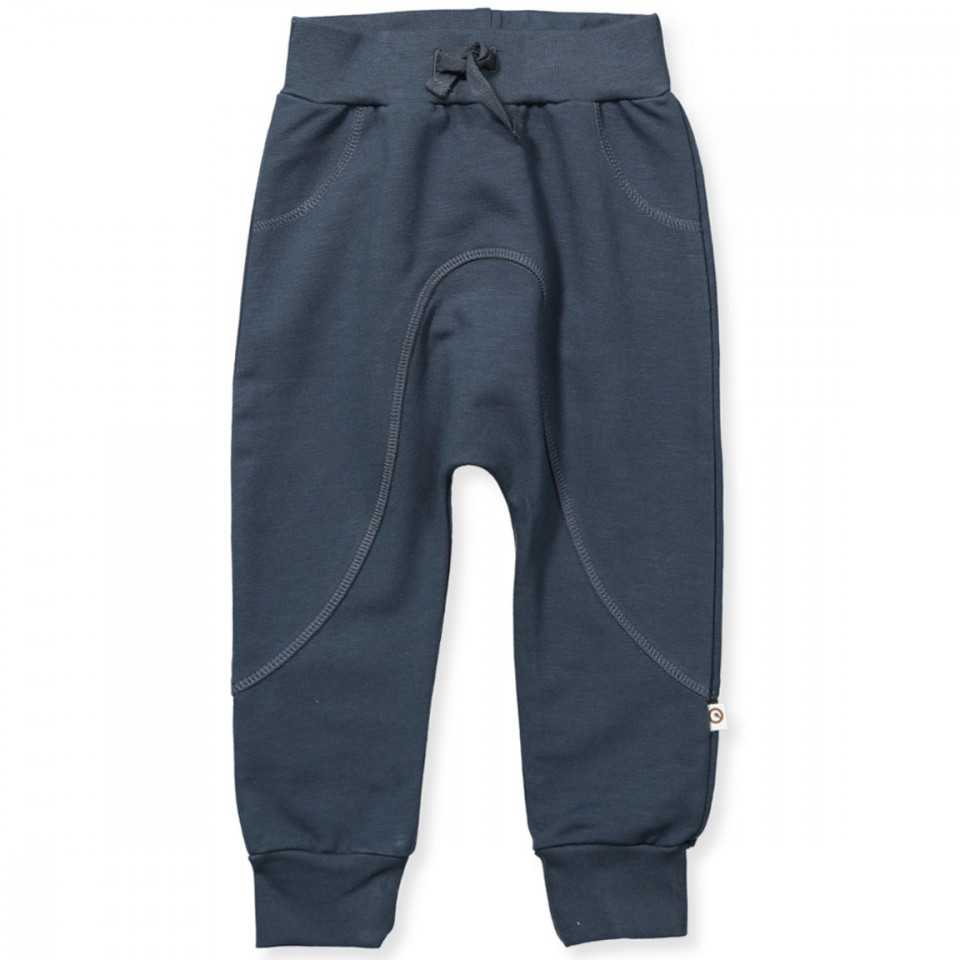 Pantaloni de trening din bumbac gros pentru copii