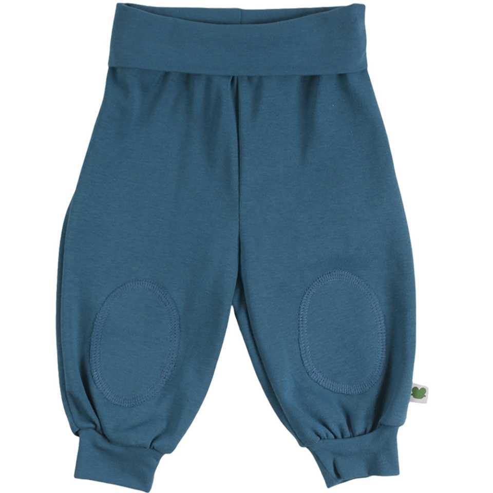 Pantaloni Alfa albastru petrol