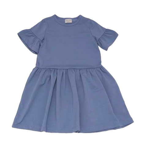 Rochiță albastru infinit