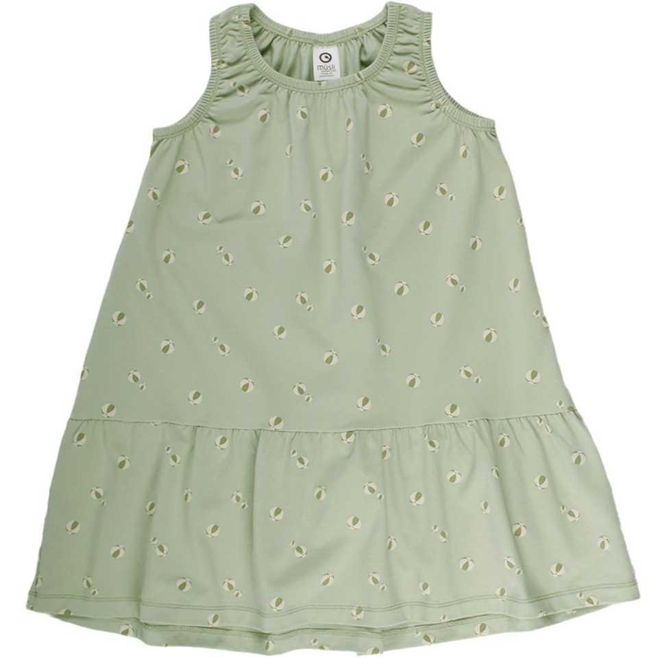 Rochiță de vară pentru fetițe cu imprimeu