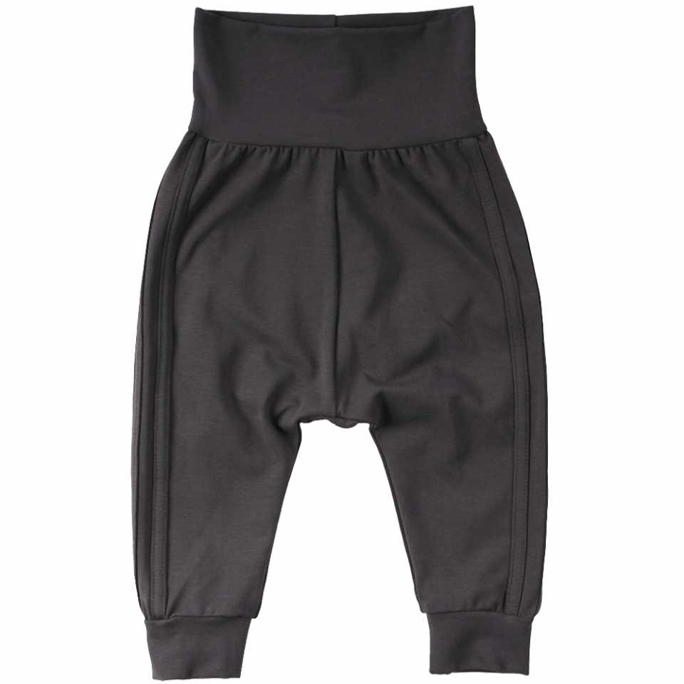 Pantaloni Alfa gri antracit