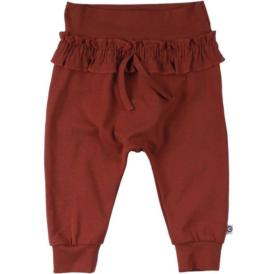 Pantaloni Cozy Me cu șnur în talie