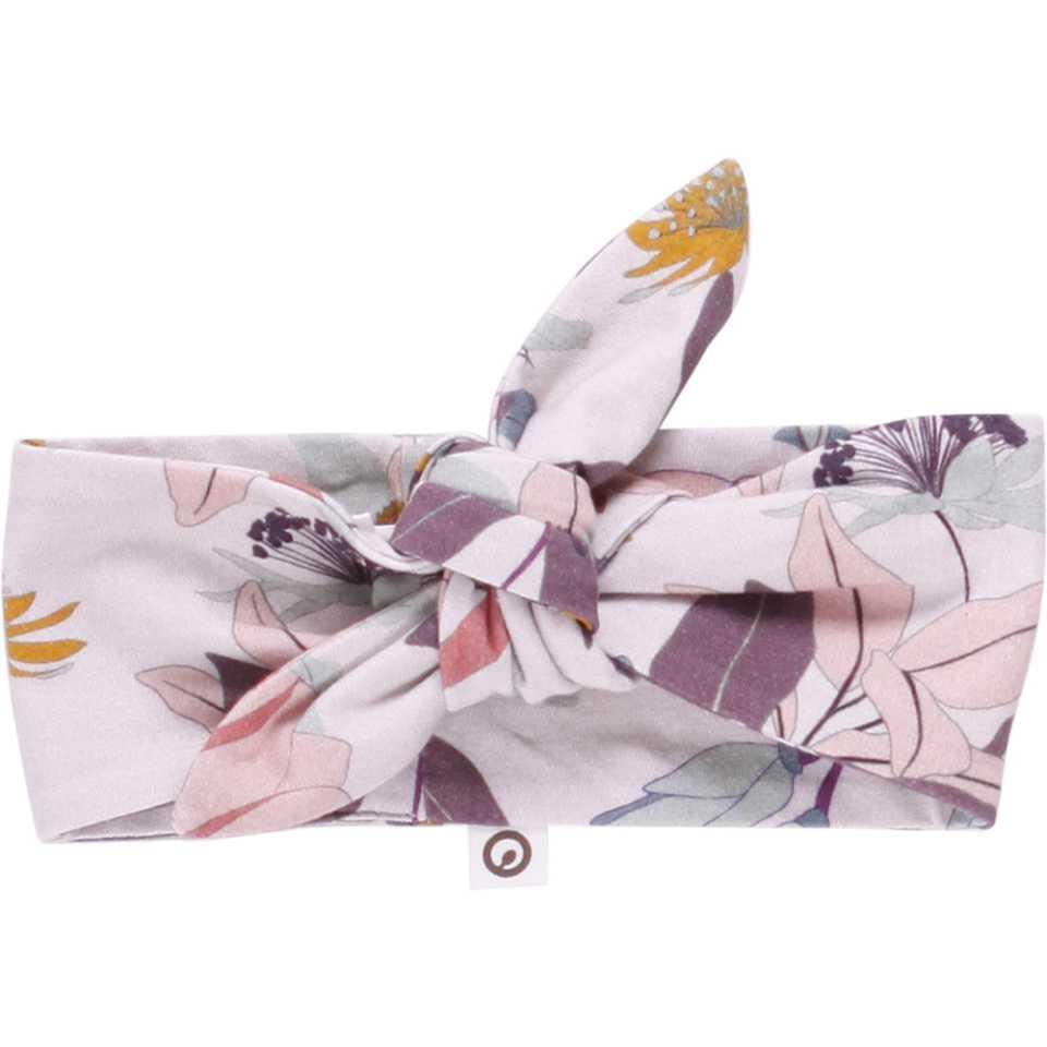Bentiță pentru fete cu imprimeu floral
