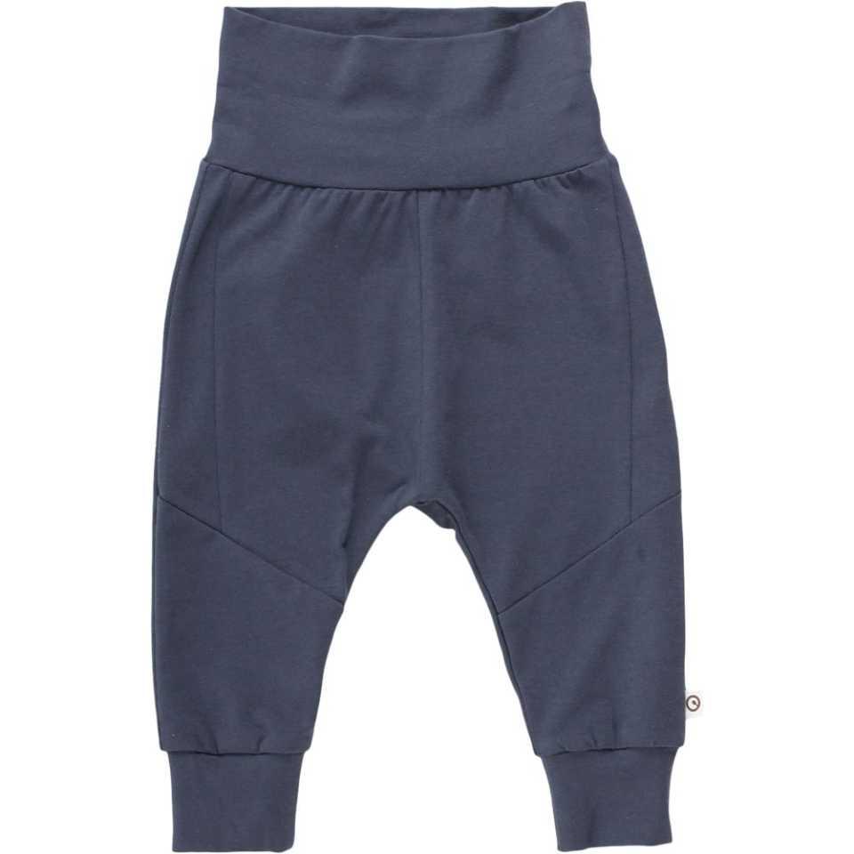 Pantaloni Cozy Me bleumarin