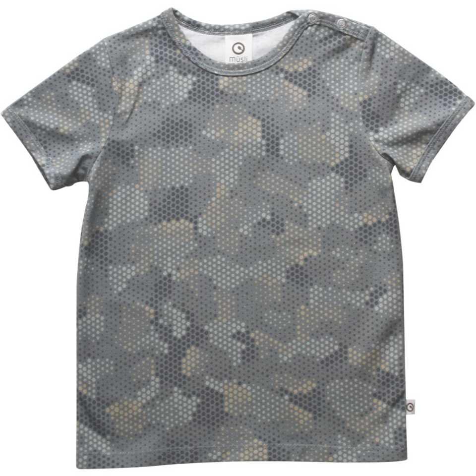Tricou Spicy Urban cu mânecă scurtă