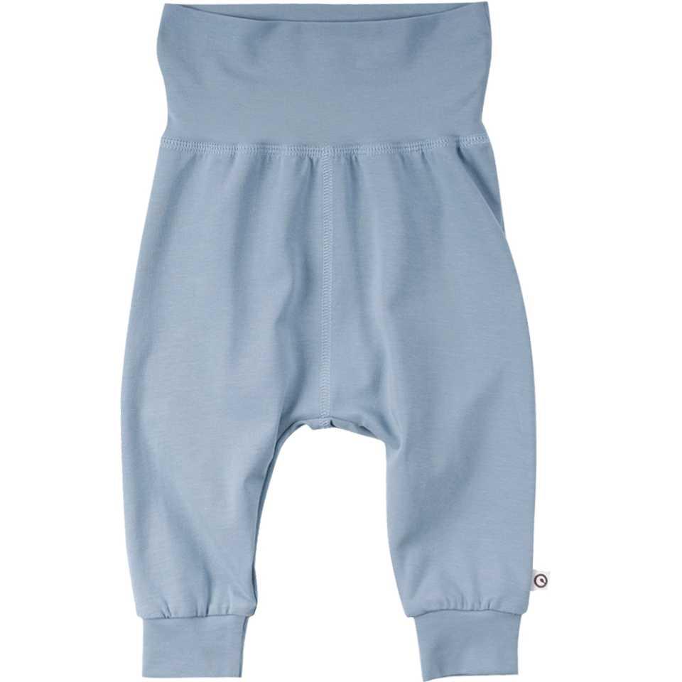 Pantaloni Cozy Me bleu pastel