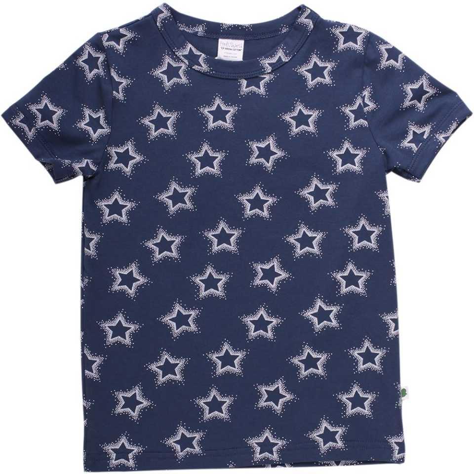 Tricou Midnight cu imprimeu steluțe