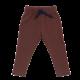 Pantaloni de trening maro cafea