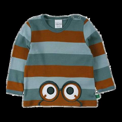 Bluză pentru copii din bumbac organic