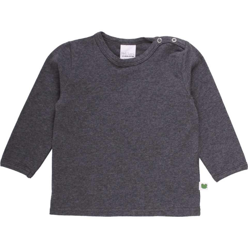 Bluză Alfa cu mânecă lungă și capse pe umăr