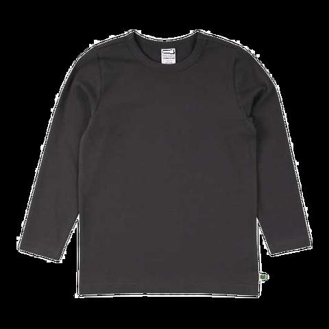 Bluză Alfa gri antracit cu mânecă lungă