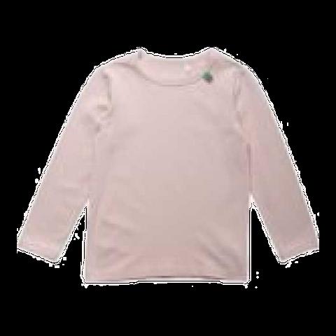 Bluză Alfa roz din bumbac organic