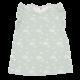 Tricou cu mâneci scurte volănate