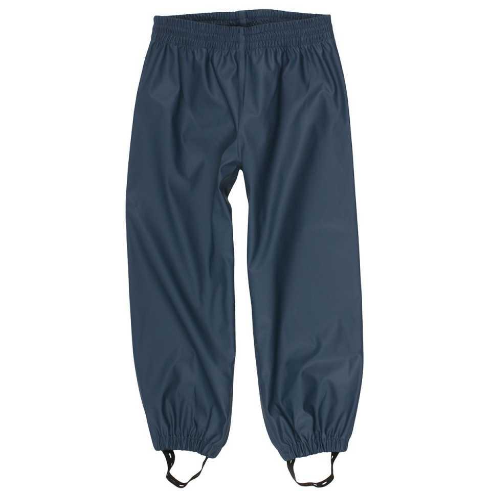Pantaloni bleumarin de ploaie