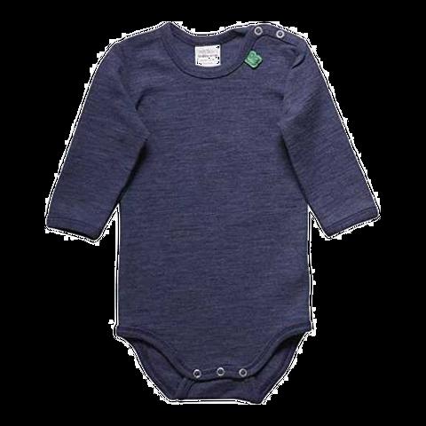Body din lână organică 100% pentru bebeluși