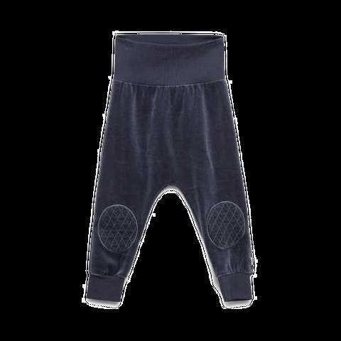 Pantaloni confortabili din catifea pentru copii